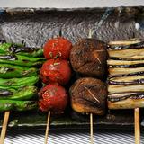 野菜串各種
